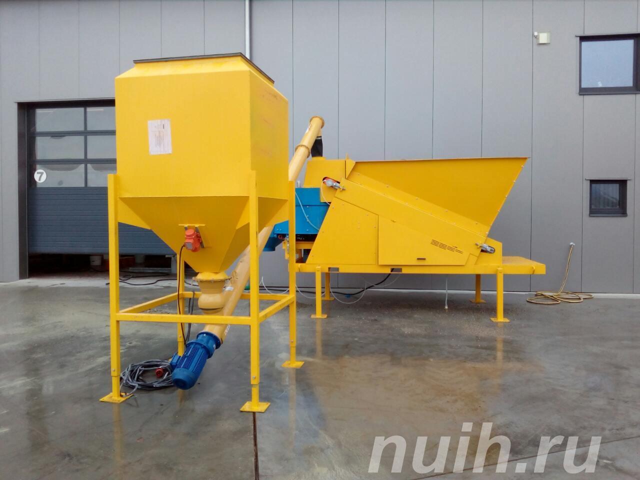 Специальный проект бетонный завод SUMAB MINI на длинных ...,  Тверь
