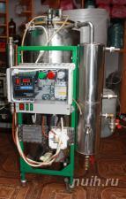 Альфа-Эфир-Масло оборудование для получения эфирного масла,  Калининград