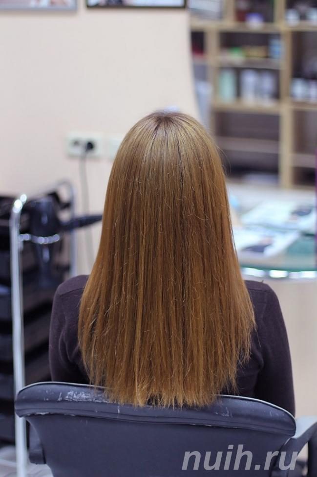 Курс Ламинирование волос в центре Союз,  Тула