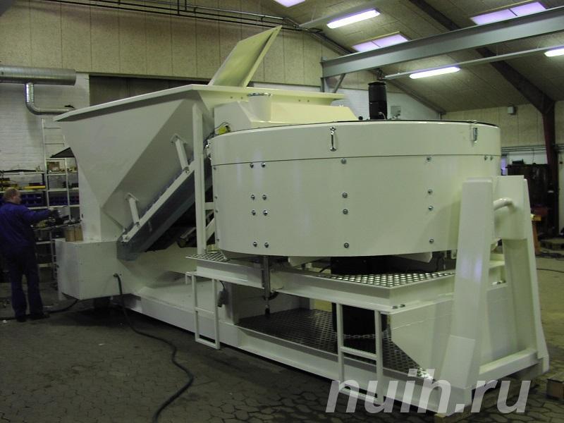 Компактный бетонный завод Sumab C 15-1200,
