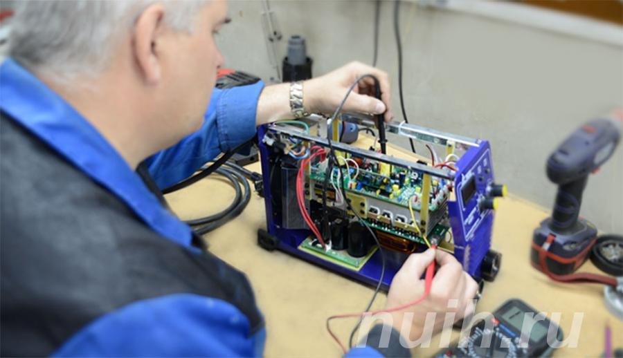 Ремонт инверторных сварочных аппаратов, ...,