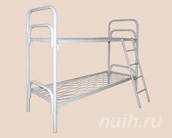 Кровати с металлической сеткой,