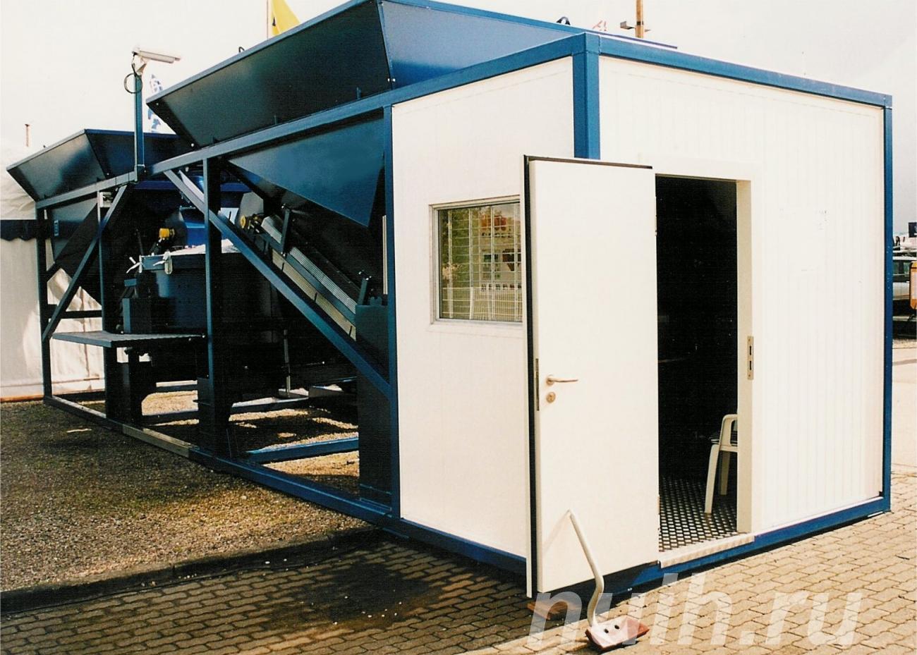 Мобильная бетоносмесительная установка Sumab K-80,  Ростов-на-Дону