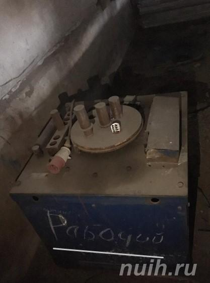 Гибочный станок для арматуры, Сургут