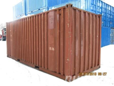 Предлагаем контейнеры 20 и 40 фут. б у,  Челябинск