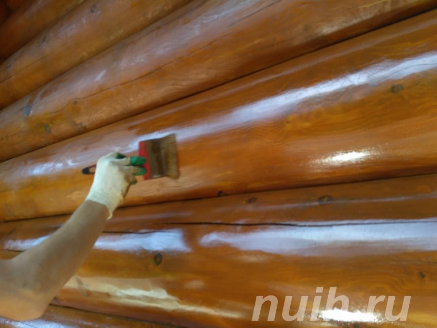 Лидершов - тёплый шов в деревянных домах под ключ,
