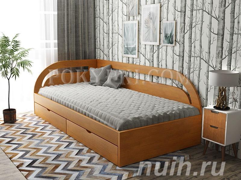 Угловая кровать Арканзас