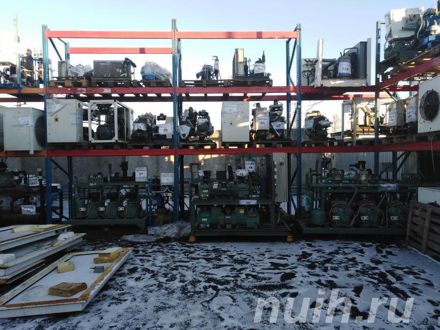 Морозильные установки централь агрегаты бу. Склад, САНКТ-ПЕТЕРБУРГ