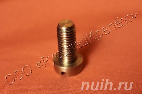 Латунный и бронзовый крепеж Л63, БрКмц3-1 , ...,