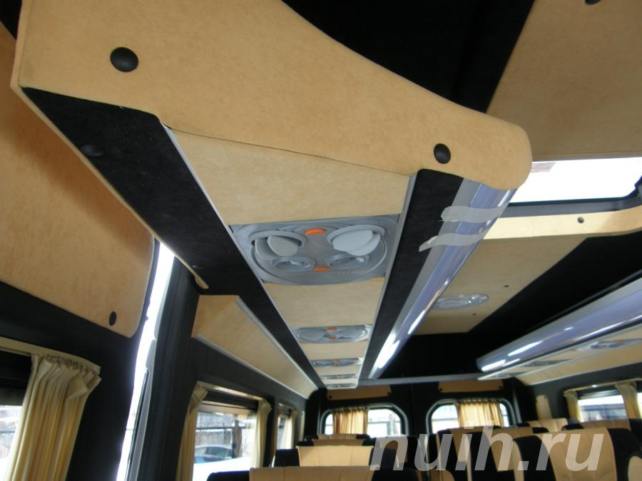 Реставрация салона микроавтобуса,