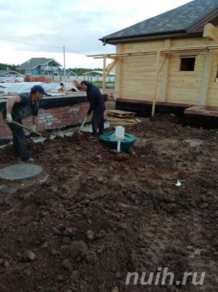 Септик канализация под ключ,  Казань