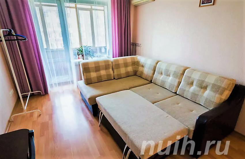 Квартира класса полулюкс, с ремонтом сдается посуточно., Новороссийск