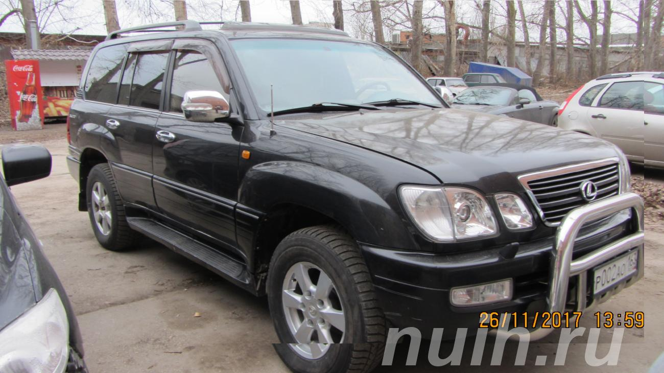 Lexus LX, 350 000 км, цена 650000 руб., Тольятти