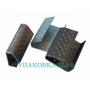 Скоба черная для полимерной ленты в ассортименте,  Барнаул