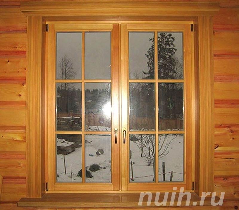 Деревянные двери арки окна,