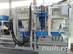 Вибропресс по производству блоков Sumab R-400,