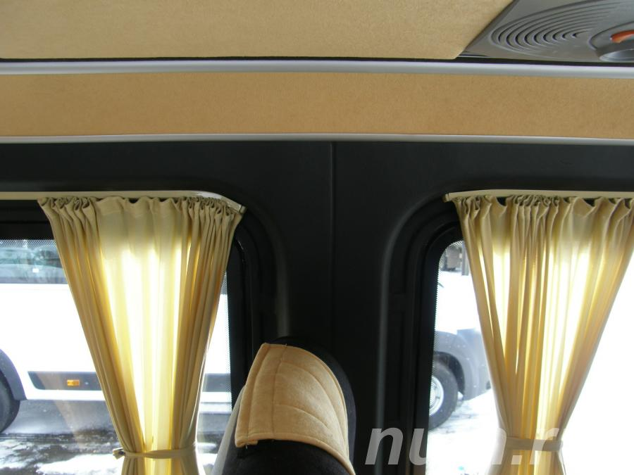 Переоборудование в туристический микроавтобус ...,