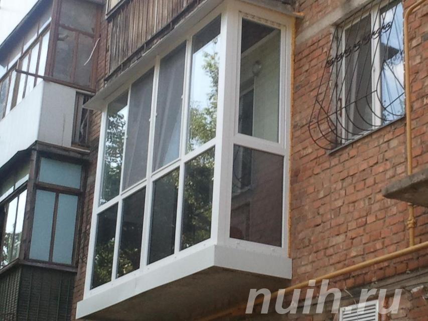 Остекление балконов и лоджий,  Тамбов