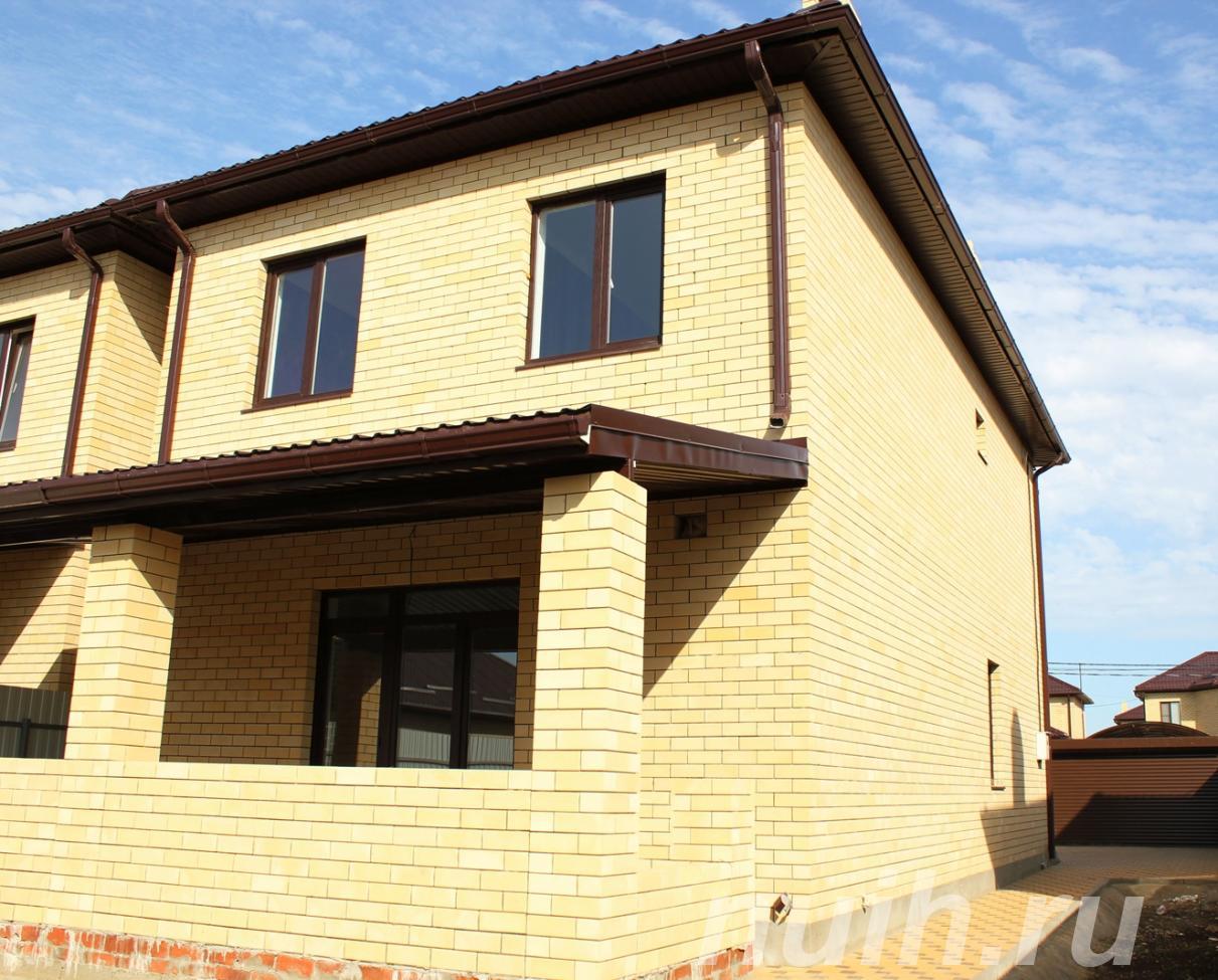 Продаю  дом , 130 кв.м , кирпичный,  Краснодар