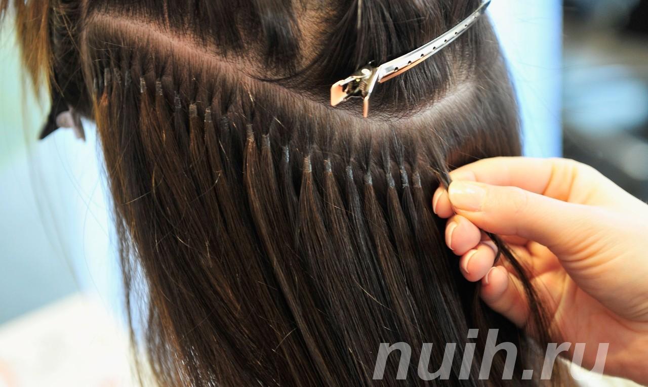 Курс Наращивание волос в центре Союз,
