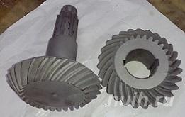 Изготавливаем зубчатые колеса и другие детали.,