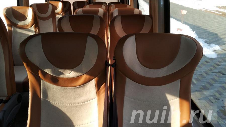 Доработка до туристического микроавтобуса ...,