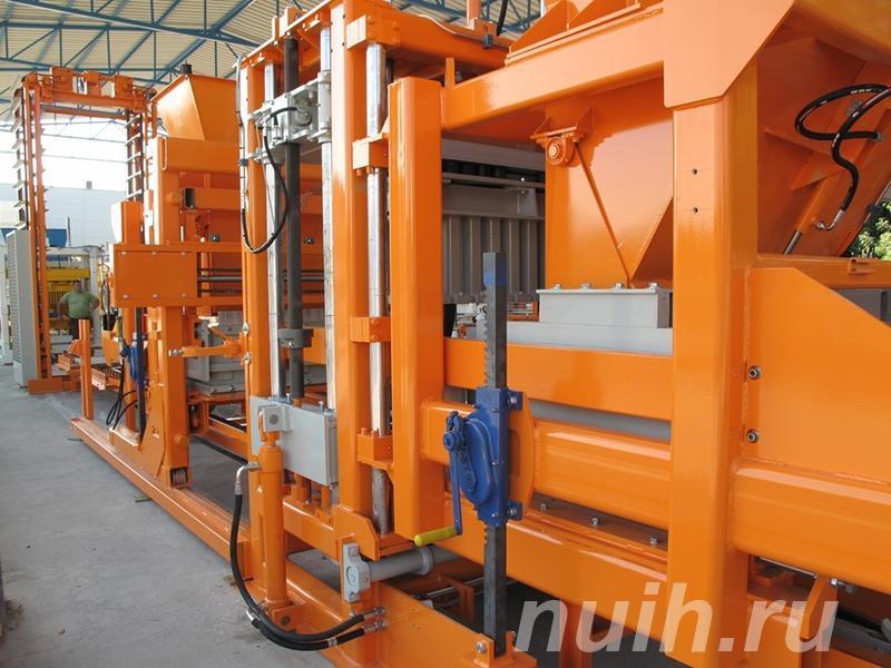 Вибропресс для производству блоков, брусчатки SUMAB U-1500,