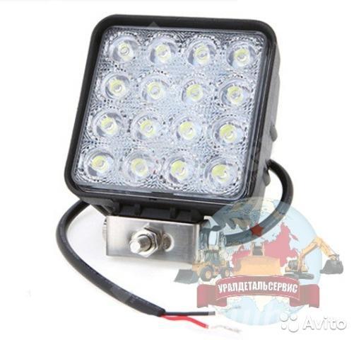 Светодиодные LED фары рабочего света 48W,  Екатеринбург
