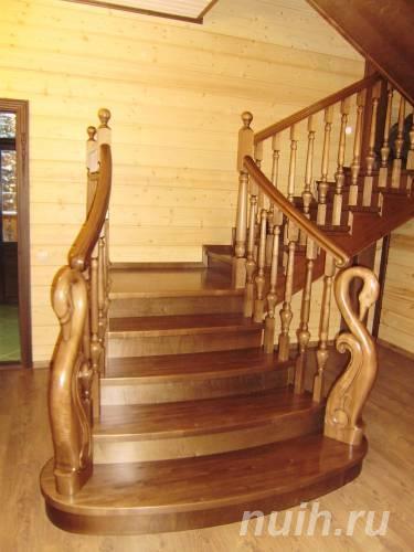 Межэтажные лестницы на заказ,  Тамбов