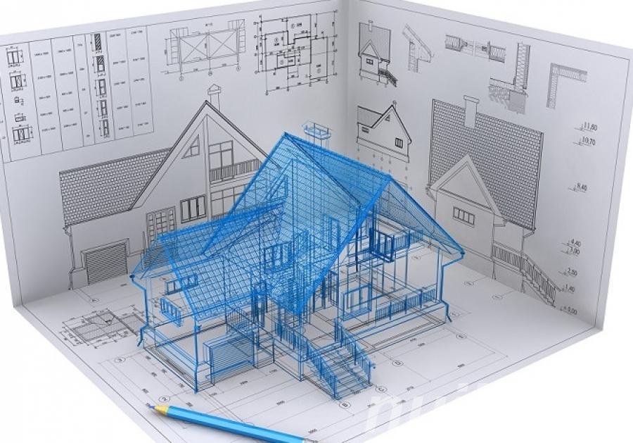 Проекты домов и бань,