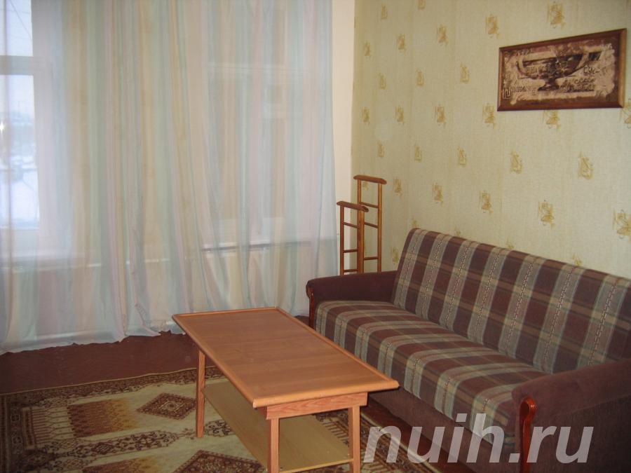 Светлая уютная комната посуточно в центре ...,