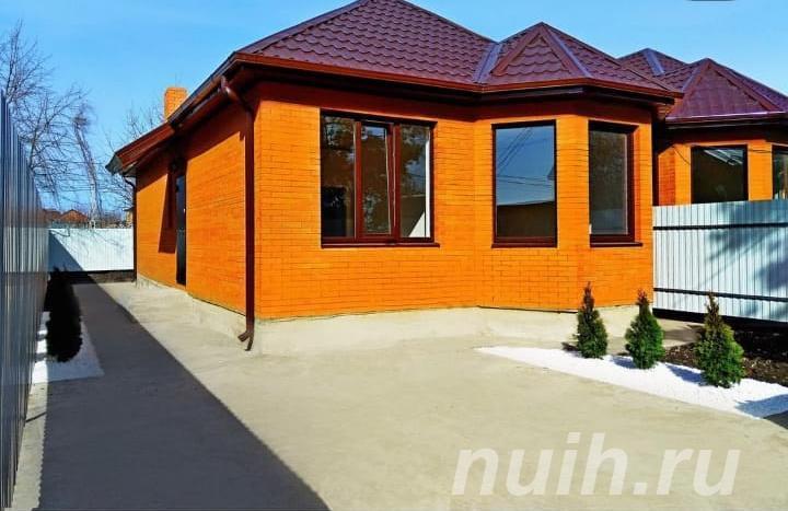 Продаю  дом , 90 кв.м , кирпичный,  Краснодар