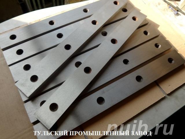 Ножи для гильотинных ножниц в городе Москва ...,