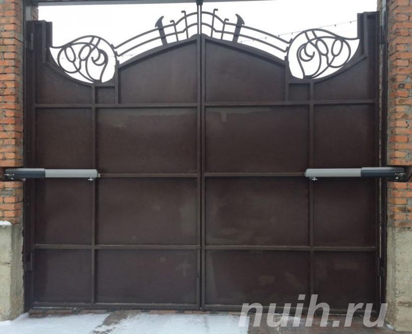 Автоматика на распашные ворота в Ростове-на-Дону,  Ростов-на-Дону