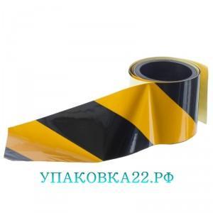 Лента свето-возвращающая черно-жёлтая,  Барнаул