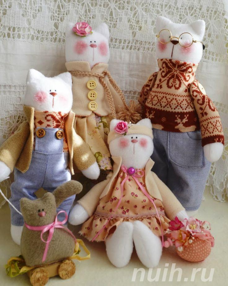 Мастер-класс Тильда кролик, принцесса, улитка, кошки в ...,  Тула