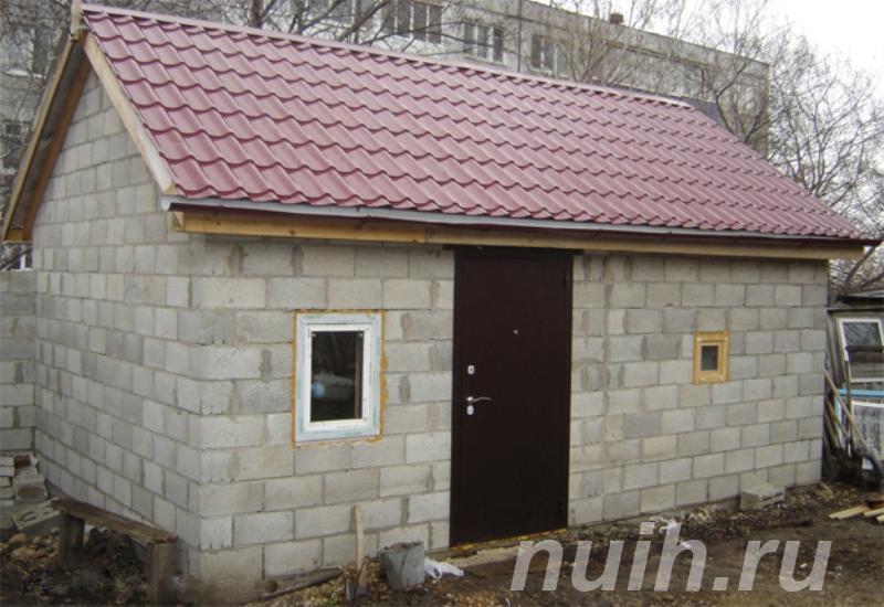 Строительство отделка бань,  Тамбов