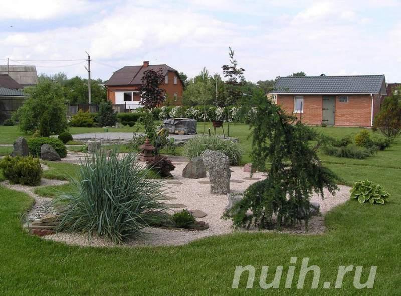 Ландшафтный дизайн озеленение,  Тамбов