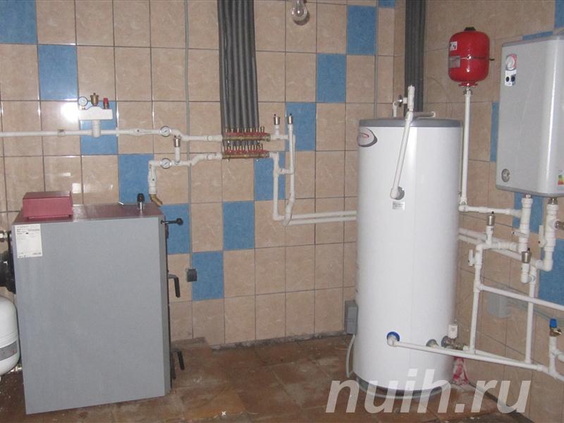 Монтаж водопровода и канализации в частных домах,  Тамбов