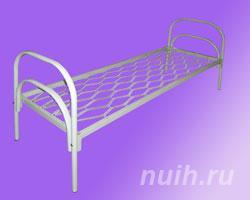 Металлические кровати для турбаз, кровати железные,  Курган